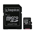 Kingston Canvas Select microSDXC 64GB UHS-I U1 SDCS/64GB
