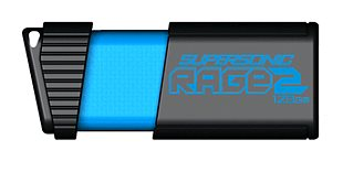 Patriot Supersonic Rage 2 128GB PEF128GSR2USB