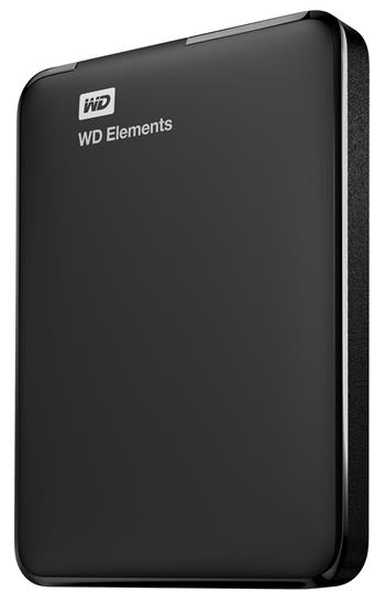 Western Digital Elements Portable 2TB, WDBU6Y0020BBK-WESN
